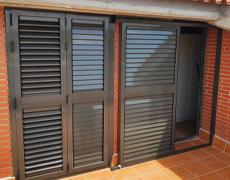 Mallorquinas para ventanas abatibles, correderas y plegables