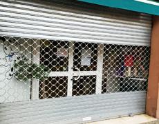 Persianas y puertas metálicas para comercios