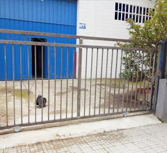 Vallas y puertas de jardín